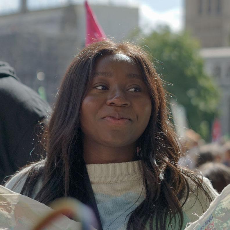 Daze Aghaji – Climate Justice Activist